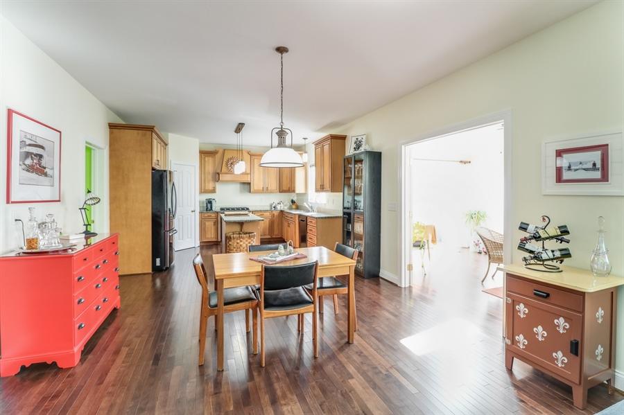 Real Estate Photography - 915 Benalli Dr, Middletown, DE, 19709 - Open floor plan is an easy entertainment space