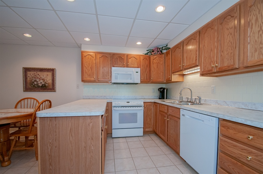 Real Estate Photography - 614 Loveville  Road #B1g, B1G, Hockessin, DE, 19707 - Another Kitchen View