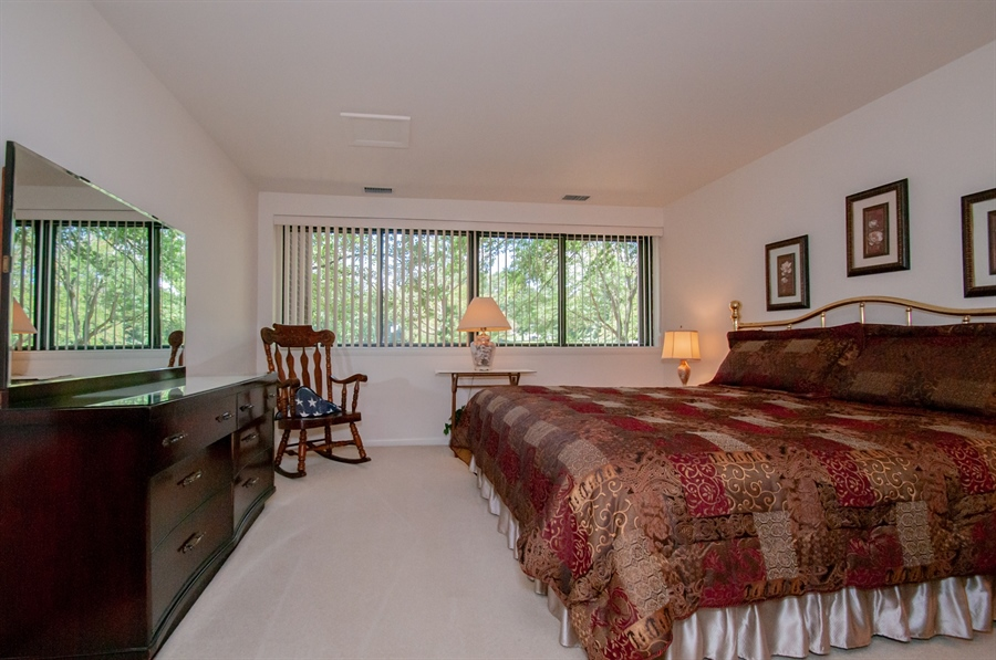 Real Estate Photography - 614 Loveville  Road #B1g, B1G, Hockessin, DE, 19707 - Serene Master Bedroom