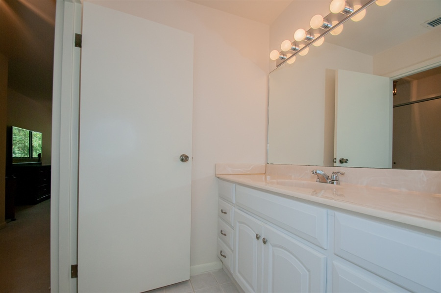 Real Estate Photography - 614 Loveville  Road #B1g, B1G, Hockessin, DE, 19707 - Master Bath Vanity Area