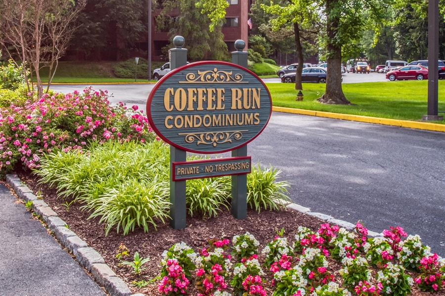 Real Estate Photography - 614 Loveville  Road #B1g, B1G, Hockessin, DE, 19707 - Welcome To The Wonderful Coffee Run Community!!!