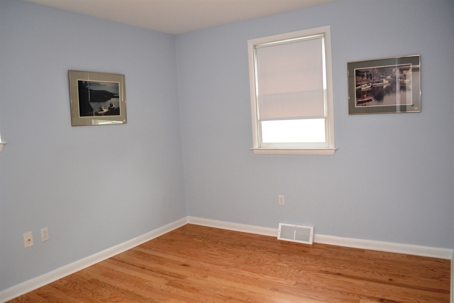 Real Estate Photography - 27 Skyline Dr, New Castle, DE, 19720 - 3rd Bedroom- Hardwood throughout Main Level