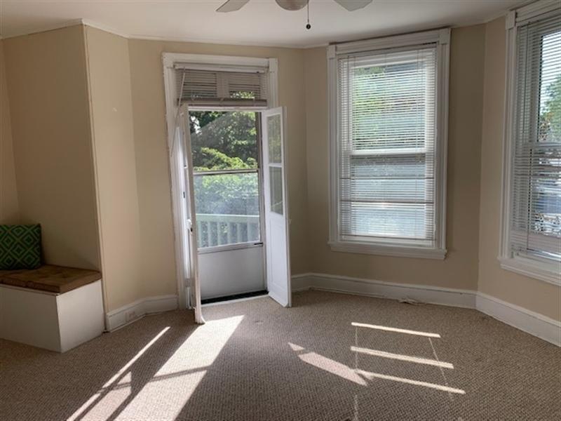 Real Estate Photography - 1701 N Rodney St, Wilmington, DE, 19806 - 4th Bedroom w Balcony