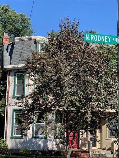 Real Estate Photography - 1701 N Rodney St, Wilmington, DE, 19806 - Corner Lot - Trolley Square - off street Parking