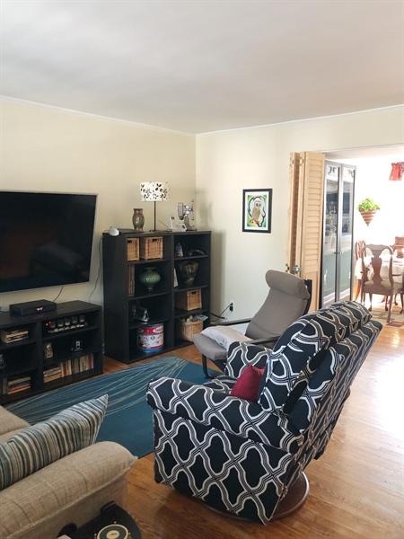 Real Estate Photography - 218 Cleveland  Avenue, Wilmington, DE, 19805 - Living room