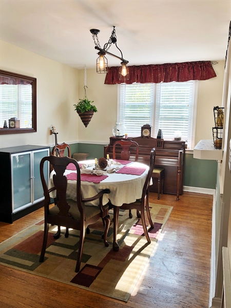 Real Estate Photography - 218 Cleveland  Avenue, Wilmington, DE, 19805 - Dining room