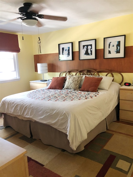 Real Estate Photography - 218 Cleveland  Avenue, Wilmington, DE, 19805 - Master Bedroom