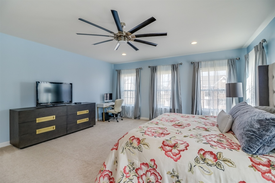 Real Estate Photography - 903 Ash Farm Way, Middeltown, DE, 19709 - Master bedroom