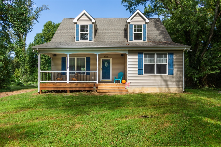 Real Estate Photography - 302 Cecil Avenue, Earleville, DE, 21919 - Lovely Cape Cod in water oriented community