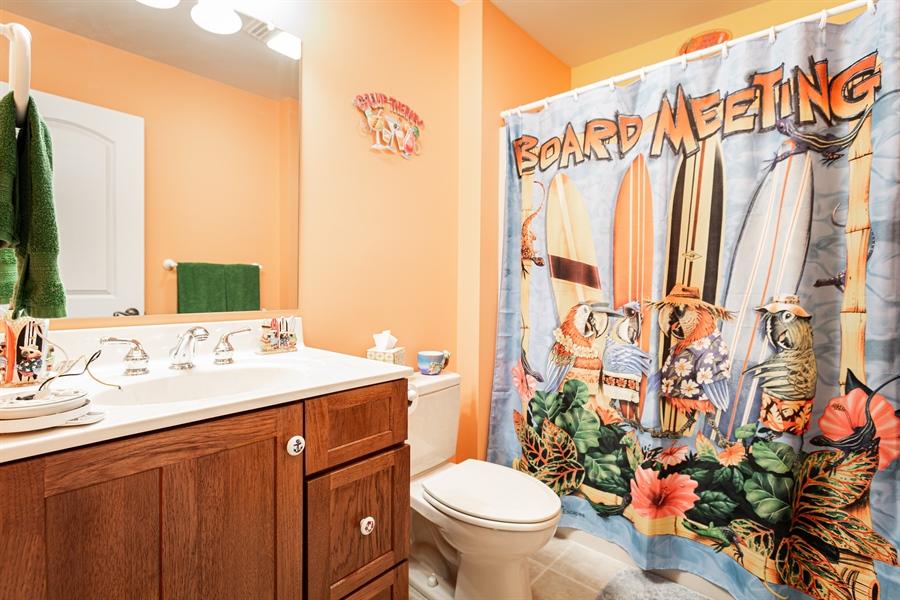 Real Estate Photography - 302 Cecil Avenue, Earleville, DE, 21919 - second floor bathroom