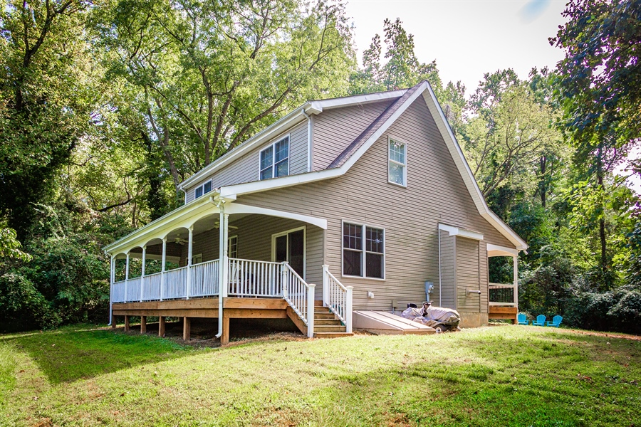 Real Estate Photography - 302 Cecil Avenue, Earleville, DE, 21919 - Welcome to Chesapeake Haven!