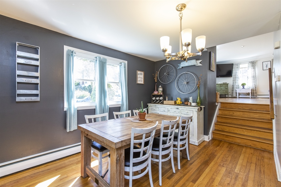 Real Estate Photography - 421 Goodley Rd, Wilmington, DE, 19803 - Dining room
