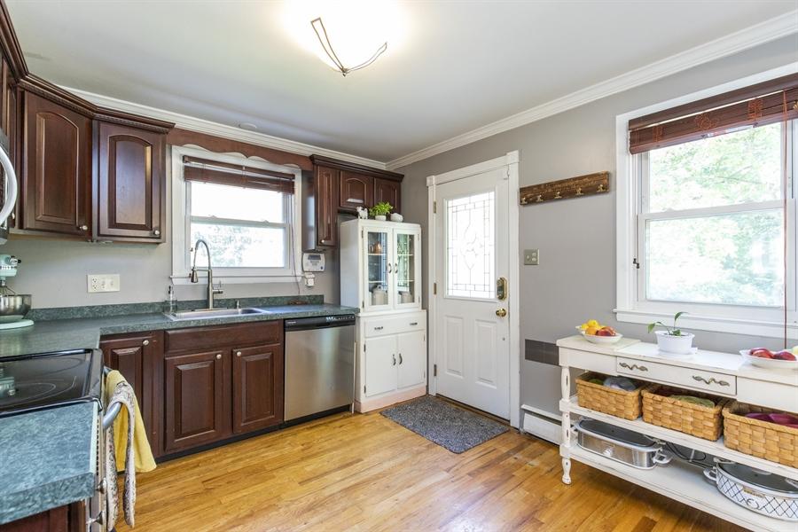 Real Estate Photography - 421 Goodley Rd, Wilmington, DE, 19803 - Kitchen