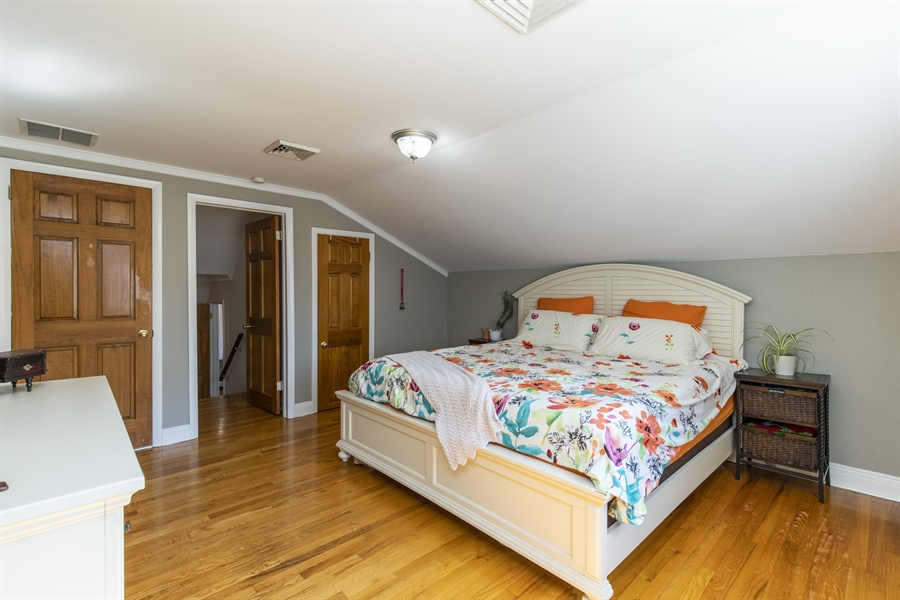 Real Estate Photography - 421 Goodley Rd, Wilmington, DE, 19803 - Master bedroom