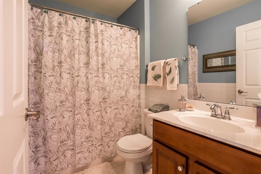 Real Estate Photography - 28 Canvasback Cir, Bridgeville, DE, 19933 - MAIN BEDROOM BATHROOM