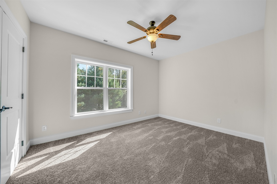 Real Estate Photography - 1426 E Strasburg Rd, West Chester, PA, 19380 - 2nd Bedroom