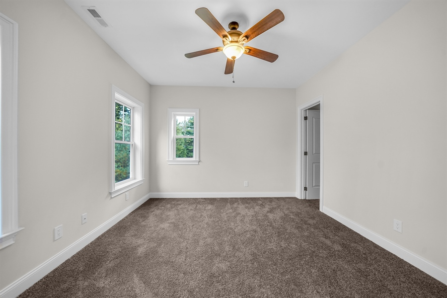 Real Estate Photography - 1426 E Strasburg Rd, West Chester, PA, 19380 - 4th Bedroom
