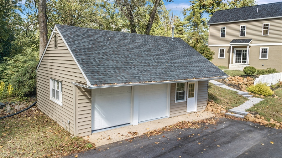 Real Estate Photography - 1426 E Strasburg Rd, West Chester, PA, 19380 - Garage w/Full Bath