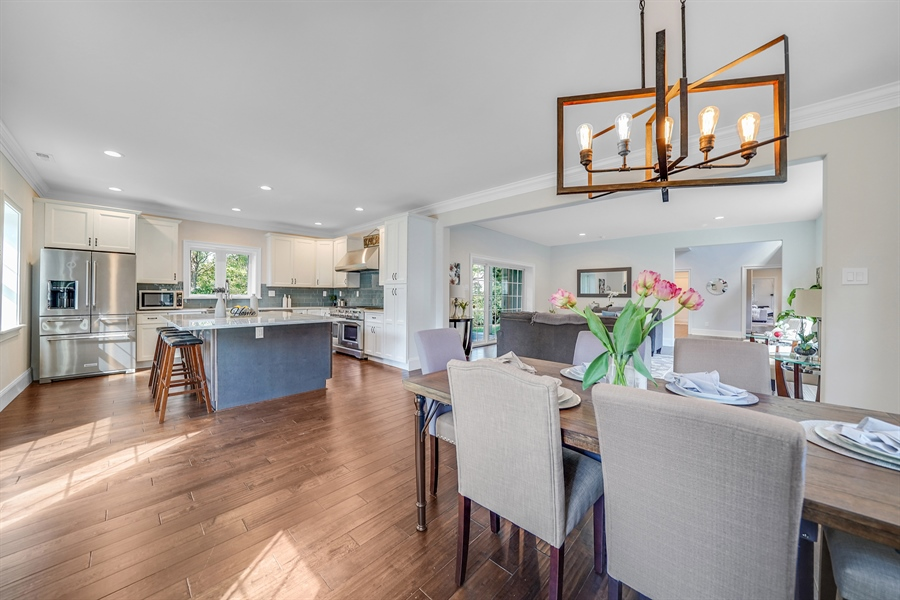 Real Estate Photography - 1426 E Strasburg Rd, West Chester, PA, 19380 - Great Floorplan.