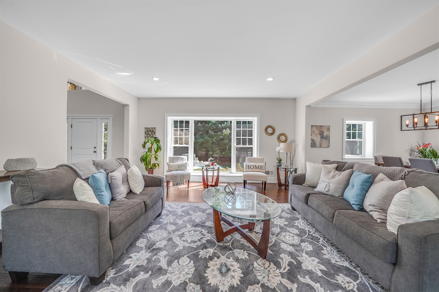 Real Estate Photography - 1426 E Strasburg Rd, West Chester, PA, 19380 - Great for Entertaining.