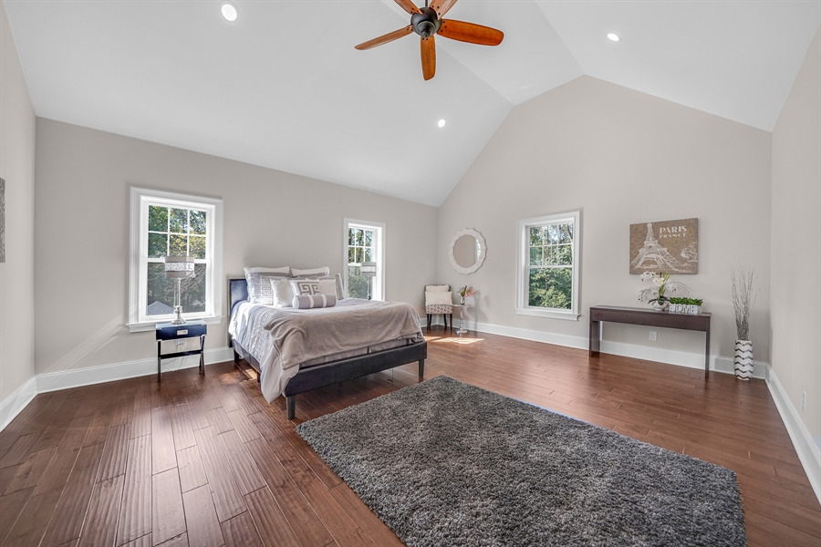Real Estate Photography - 1426 E Strasburg Rd, West Chester, PA, 19380 - Master Bedroom