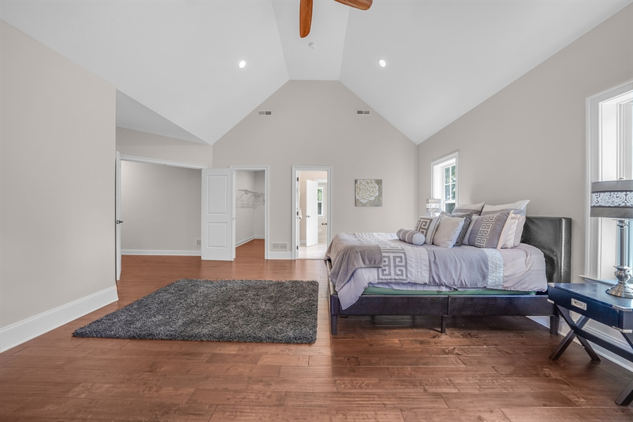 Real Estate Photography - 1426 E Strasburg Rd, West Chester, PA, 19380 - Vaulted Ceilings
