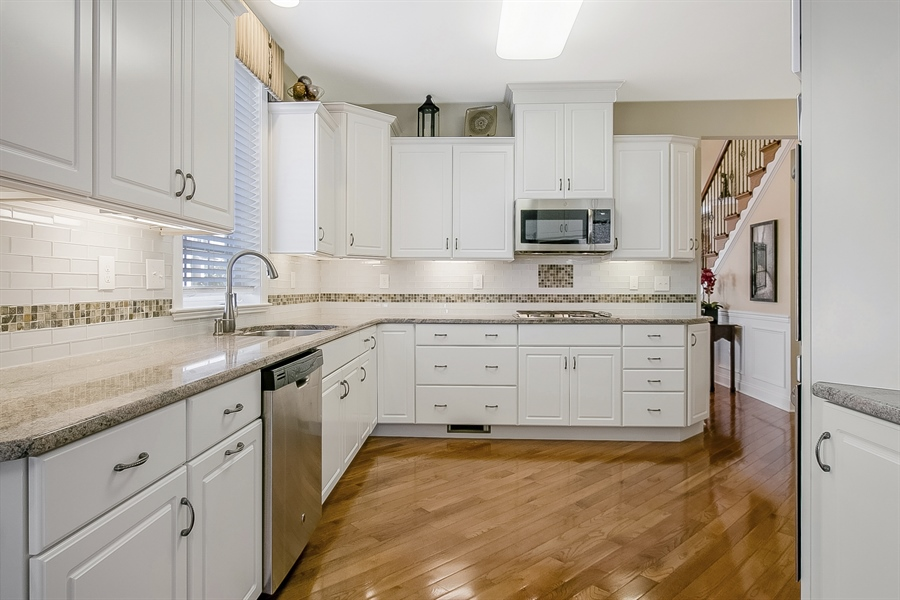 Real Estate Photography - 314 Cassell Ct, Wilmington, DE, 19803 - Abundance of counter space