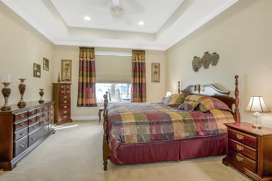 Real Estate Photography - 314 Cassell Ct, Wilmington, DE, 19803 - 1st Floor Master Bedroom