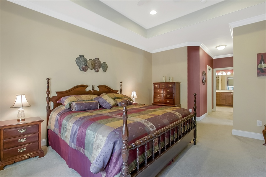 Real Estate Photography - 314 Cassell Ct, Wilmington, DE, 19803 - Master Suite