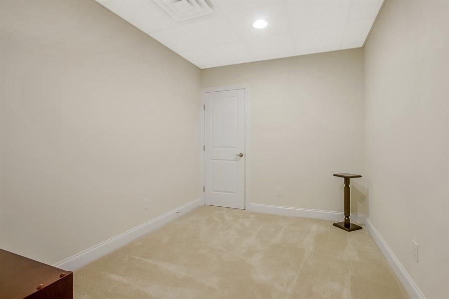Real Estate Photography - 314 Cassell Ct, Wilmington, DE, 19803 - Versatile Lower Level room w/closet