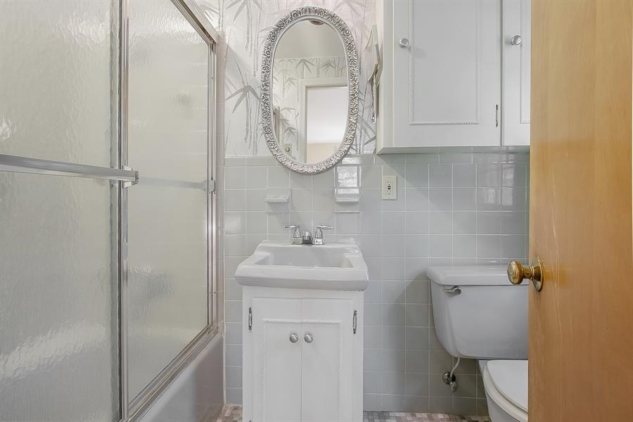 Real Estate Photography - 3303 Coachman Rd, Wilmington, DE, 19803 - In-Suite Master Bathroom