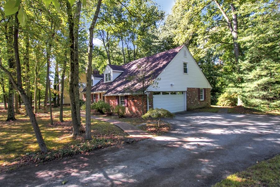 Real Estate Photography - 3303 Coachman Rd, Wilmington, DE, 19803 - 2-Car Garage