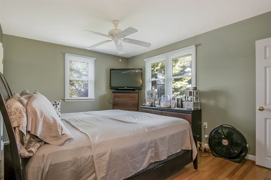 Real Estate Photography - 1113 Wilson Rd, Wilmington, DE, 19803 - Master Bedroom