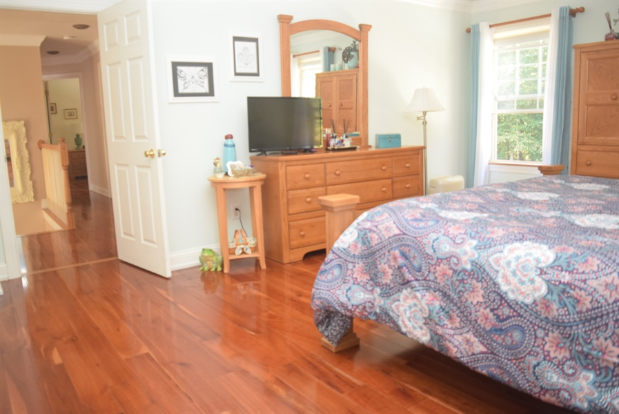 Real Estate Photography - 109 Nashua Ct, Bear, DE, 19701 - Master Bedroom