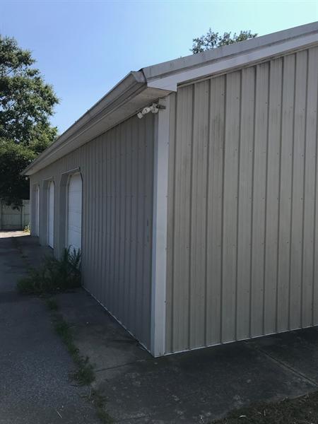 Real Estate Photography - 48 Central Ave, Ocean View, DE, 19970 - Detached 3 car garage
