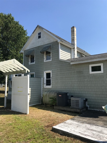 Real Estate Photography - 48 Central Ave, Ocean View, DE, 19970 - Side