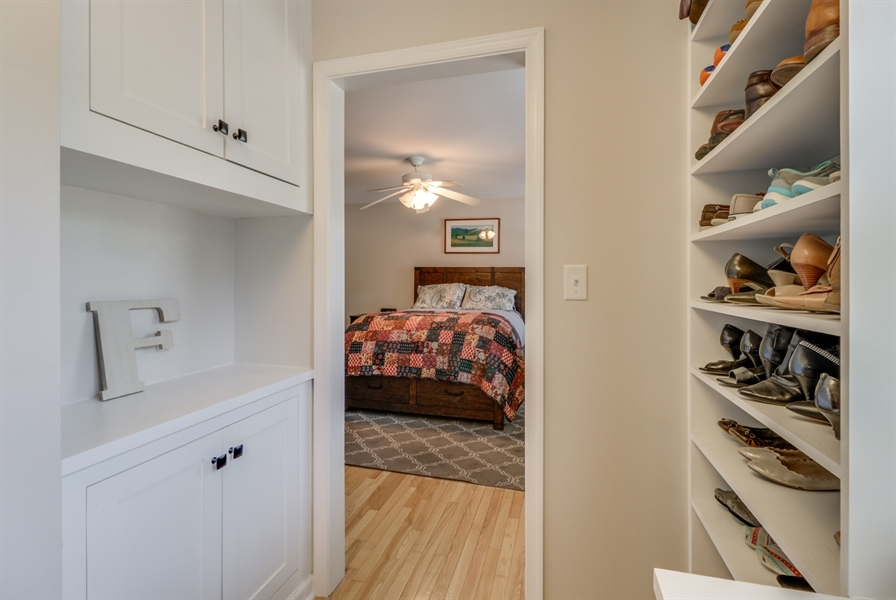 Real Estate Photography - 16 Yellow Pine Ct, Wilmington, DE, 19808 - Master Dressing Room/Closet