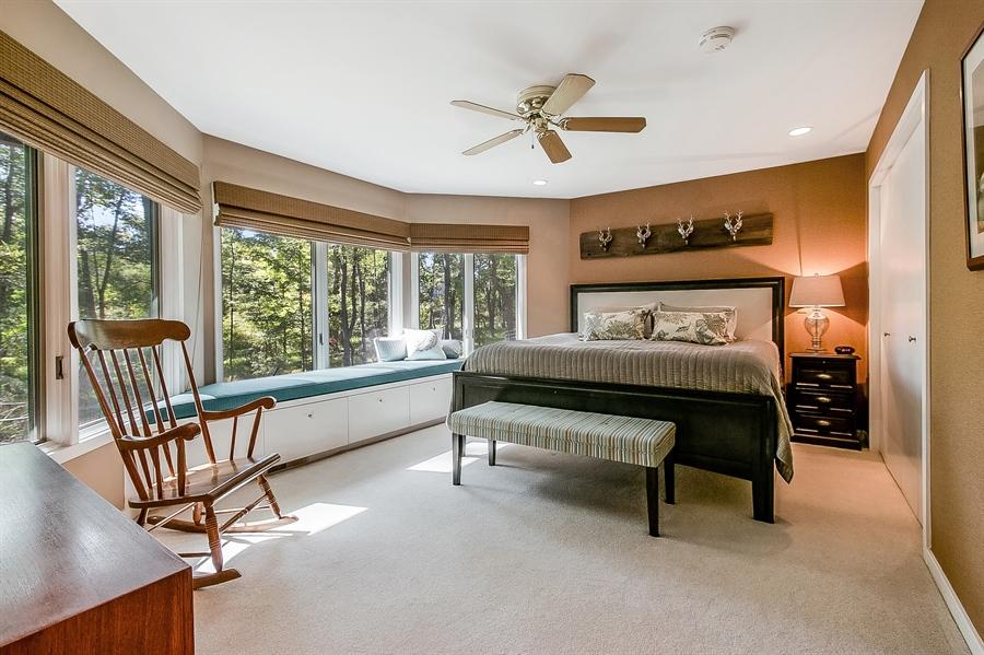Real Estate Photography - 102 S Kildonan Gln, Wilmington, DE, 19807 - Lower Level Master Bedroom