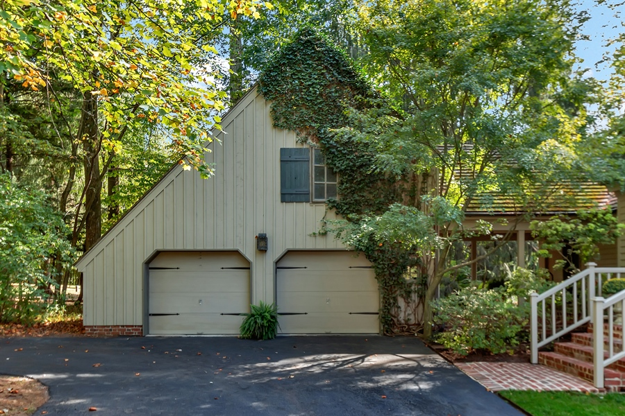 Real Estate Photography - 118 Chandler Ave, Wilmington, DE, 19807 - Expanded, Turned 2-Car Garage