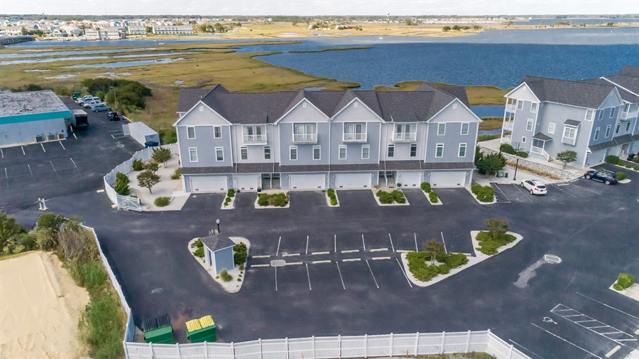 Real Estate Photography - 39035 Beacon Drive #5, 5, Fenwick Island, DE, 19944 - Directly on the bay w/dock & deeded boat slip
