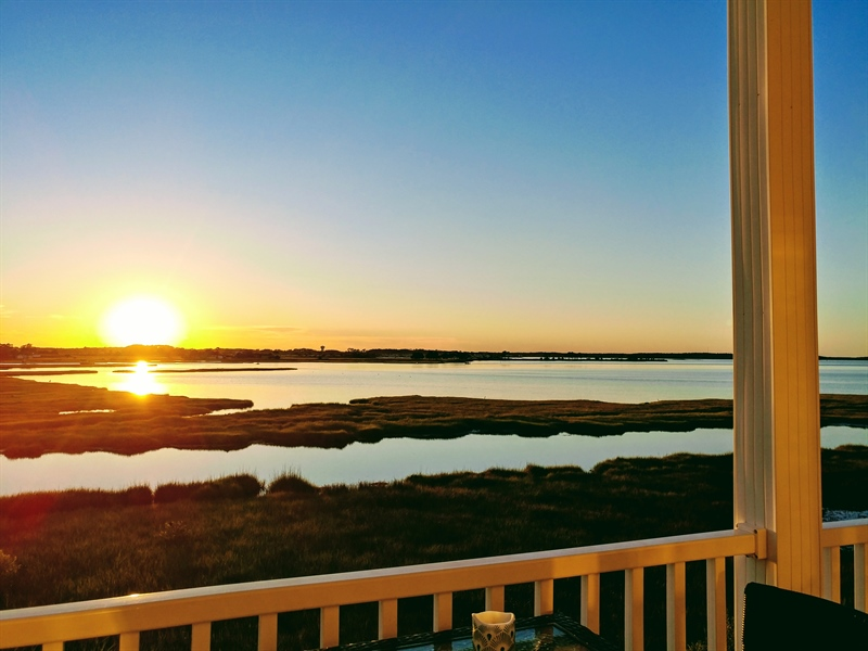 Real Estate Photography - 39035 Beacon Drive #5, 5, Fenwick Island, DE, 19944 - Take in the gorgeous sunsets from the 3rd floor MB