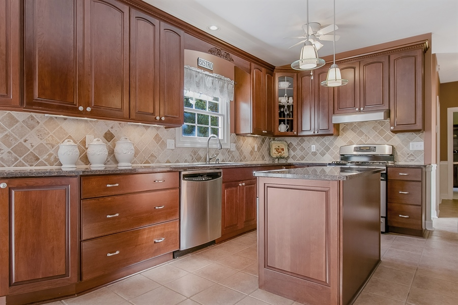 Real Estate Photography - 303 Wyndtree Ct N, Hockessin, DE, 19707 - Another Kitchen View
