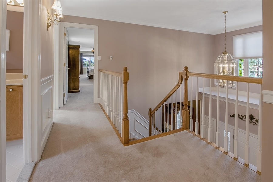 Real Estate Photography - 303 Wyndtree Ct N, Hockessin, DE, 19707 - Upstairs Hall Area
