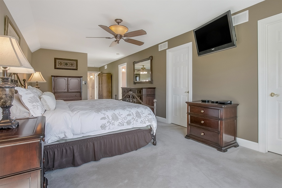 Real Estate Photography - 303 Wyndtree Ct N, Hockessin, DE, 19707 - Another View Of The Master Bedroom