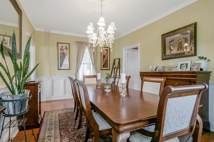 Real Estate Photography - 2905 W 6th St, Wilmington, DE, 19805 - Formal Dining Room