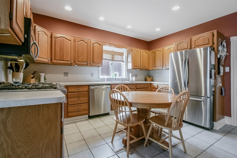 Real Estate Photography - 2905 W 6th St, Wilmington, DE, 19805 - Kitchen with SS Appliances