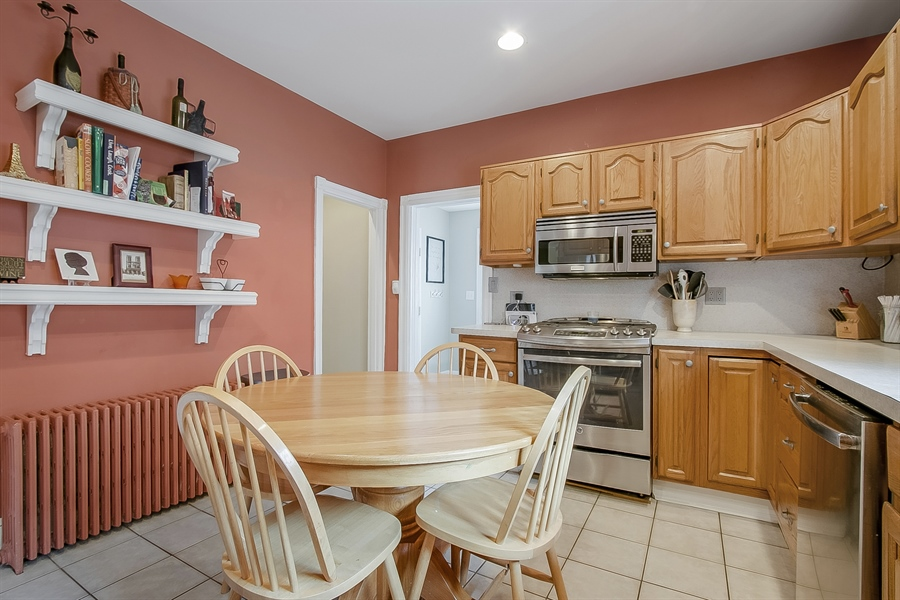 Real Estate Photography - 2905 W 6th St, Wilmington, DE, 19805 - Kitchen