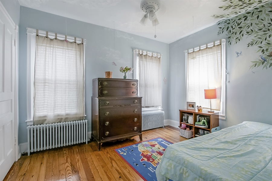 Real Estate Photography - 2905 W 6th St, Wilmington, DE, 19805 - Bedroom 3