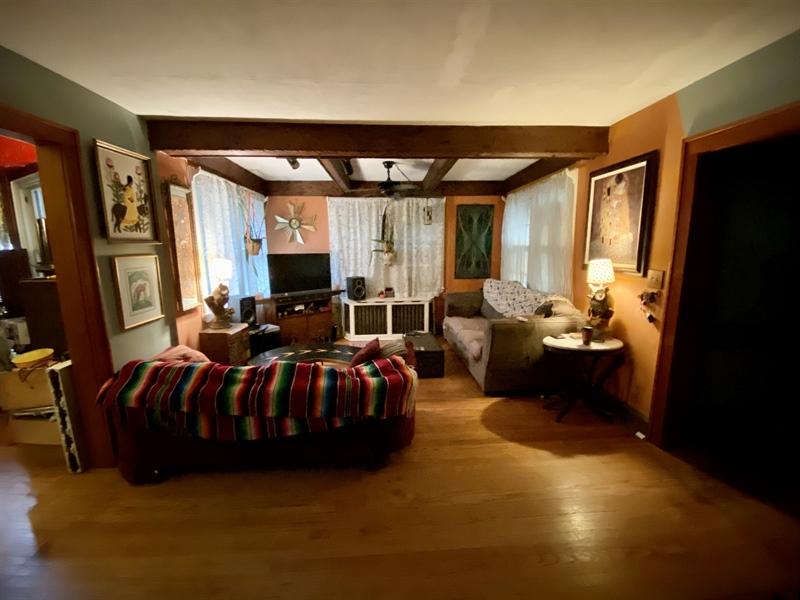 Real Estate Photography - 2327 Pennsylvania Ave, Wilmington, DE, 19806 - Living Room