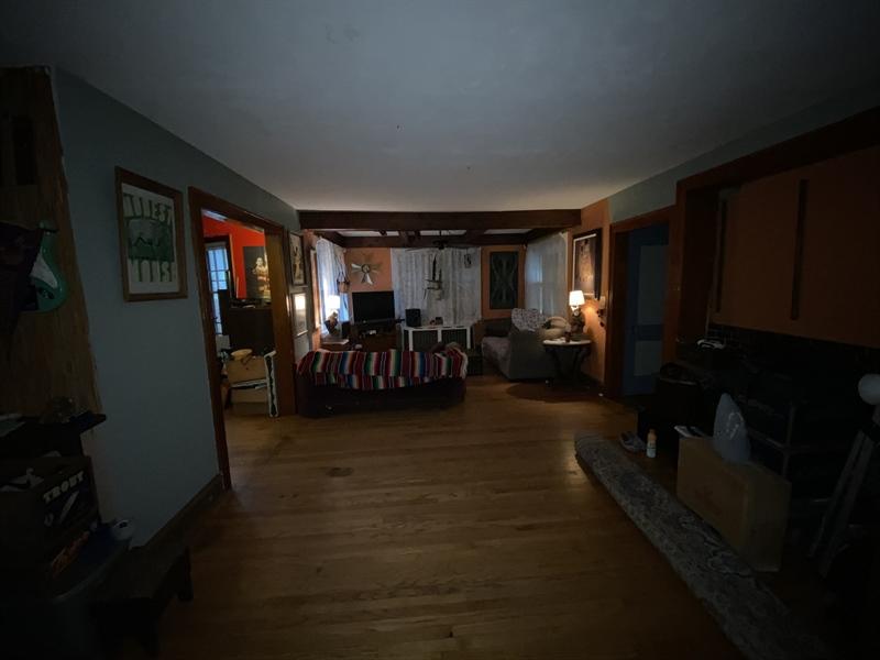 Real Estate Photography - 2327 Pennsylvania Ave, Wilmington, DE, 19806 - Huge Living Room